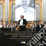 The bells (live a mosca) cd musicale di RACHMANINOV\SEREBRIE
