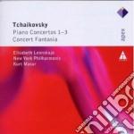 Apex: piano concerti 1-3 & concerto fant cd musicale di Tchaikovsky\masur -