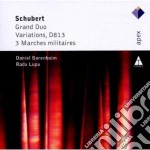 Apex: grand duo - variazioni d813 - 3 ma cd musicale di Schubert\barenboim -