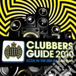 Clubbers guide 2010 3cd cd musicale di ARTISTI VARI
