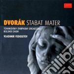 Stabat mater cd musicale di DVORAK\FEDOSEYEV -TC