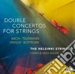 Doppi concerti per violino, cello e arch cd musicale di Bach - telemann - vi