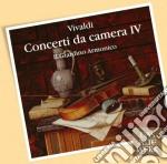 Daw50: concerti da camera vol. 4 cd musicale di Giardino Vivaldi\il