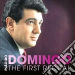 Domingo: il primo recital (the first rec cd musicale di Vari\domingo - santi