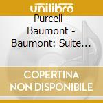 SUITE PER CLAVICEMBALO                    cd musicale di Purcell\baumont