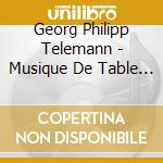 MUSICA DA CONVIVIO                        cd musicale di TELEMANN\HARNONCOURT