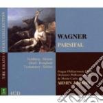 PARSIFAL                                  cd musicale di WAGNER\JORDAN - ORCH