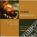 RIGOLETTO                                 cd musicale di Verdi\rizzi - larmor