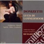LUCIA DI LAMMERMOOR                       cd musicale di Donizetti\bonynge -
