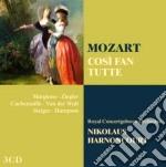 Opera bl: cos? fan tutte cd musicale di Wolfgang Amadeus Mozart