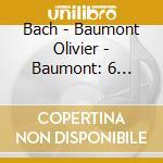 Baumont: 6 concerti da vivaldi cd musicale di Olivier Bach\baumont