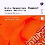 Apex: canzoni & romanze russe cd musicale di Vari\rostropovich -