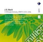 Apex: 4 messe brevi (bwv 233 - 236) cd musicale di Bach\corboz - orches
