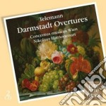 Daw50: darmstadt ouvertures (suite) cd musicale di TELEMANN\HARNONCOURT