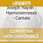 Daw50: harmoniemesse - cantate cd musicale di Haydn\harnoncourt