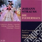 IL PIPISTRELLO (FLEDERMAUS)               cd musicale di J.\harnoncou Strauss