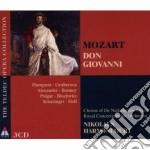 DON GIOVANNI                              cd musicale di MOZART\HARNONCOURT-H