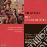 IL FLAUTO MAGICO (ZAUBERFLOTE)            cd musicale di Wolfgang Amadeus Mozart