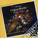 COMPOSIZIONI PER ORGANO                   cd musicale di Wolfgang Amadeus Mozart