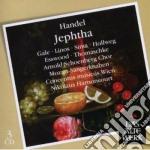 JEPHTHA                                   cd musicale di HANDEL\HARNONCOURT