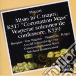 Mozart - Harnoncourt - Daw 50: Messa K317