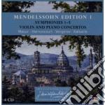 (SINFONIE & CONCERTI)                     cd musicale di MENDELSSOHN\MASUR-HA