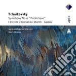 Apex: sinfonia n. 6 - gopak da mazeppa cd musicale di Tchaikovsky\masur