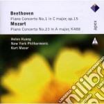 Apex: piano concerti n. 1 op.15 & n. 23 cd musicale di Beethoven - mozart\m