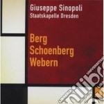 Musiche di shoenberg - berg - webern cd musicale di SHOENBERG - BERG - W