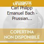 Daw50: prussian sonate & wurttemberg son cd musicale di BACH CPE\VAN ASPEREN