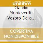 Daw50: vespro della beata vergine cd musicale di MONTEVERDI\HARNONCOU