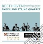 Integrale quartetti per archi - framment cd musicale di BEETHOVEN\ENDELLION