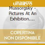 Apex: pictures at an exhibition - bare m cd musicale di Mussorgsky\dohnanyi