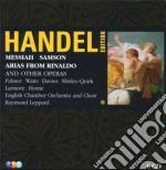 Handel edition vol. 4: messiah - sansone cd musicale di HANDEL\LEPPARD - PAL
