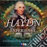 THE HAYDN EXPERIENCE cd musicale di Vari Haydn\artisti