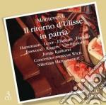 Daw 50: il ritorno di ulisse in patria cd musicale di MONTEVERDI\HARNONCOU