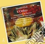 Daw 50: l'orfeo cd musicale di MONTEVERDI\HARNONCOU