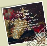 DAW 50: CANTATE BWV 208
