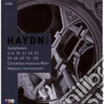 Haydn edition vol. 1: sinfonie - piano c cd musicale di HAYDN\HARNONCOURT (B