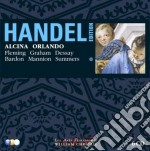 Handel edition vol. 1: alcina - orlando cd musicale di Handel\chriestie (b