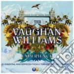 THE VAUGHAN WILLIAMS EXPERIENCE cd musicale di Williams\dav Vaughan