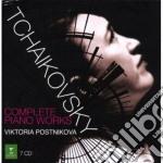 L'integrale delle composizioni per piano cd musicale di TCHAIKOVSKY\POSTNIKO