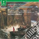 Erato originals: die erste walpurgisnach cd musicale di Mendelssohn\corboz