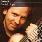 Artist portrait: daniel hope cd musicale di Daniel Vari\hope