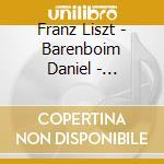 BARENBOIM LIVE ALLA SCALA cd musicale di Dani Liszt\barenboim