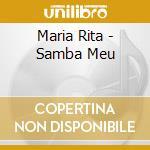 SAMBA MEU cd musicale di MARIA RITA