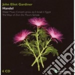 Vol. 2: water music - israele in egitto cd musicale di Handel\gardiner (bo