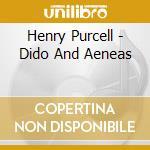 DAW 50: DIDONE ED ENEA cd musicale di Purcell\harnoncourt