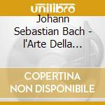 Bach - Tachezi - Daw 50: L'arte Della Fuga cd musicale di Bach\tachezi