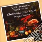 DAW 50: CONCERTI DI NATALE cd musicale di CORELLI-MANFREDINI-T